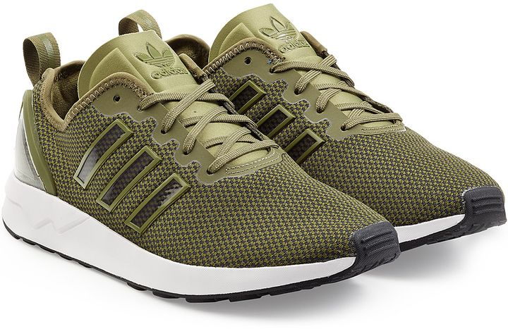 premium selection 91db1 a94ff Adidas Originals ZX Flux Sneakers | FLUX | Adidas sneakers ...
