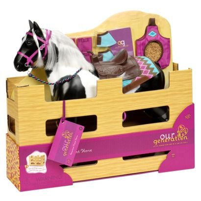 Our Generation 20 American Paint Horse With Accessories American Paint American Paint Horse Horse Painting