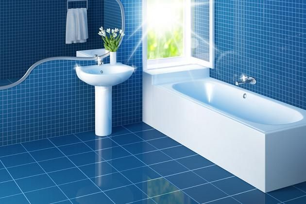 Top 5 Modern Bathroom Color Ideas That Makes You Feel Comfortable In Your Own Place Blue Bathroom Tile Modern Bathroom Colours Blue Bathroom