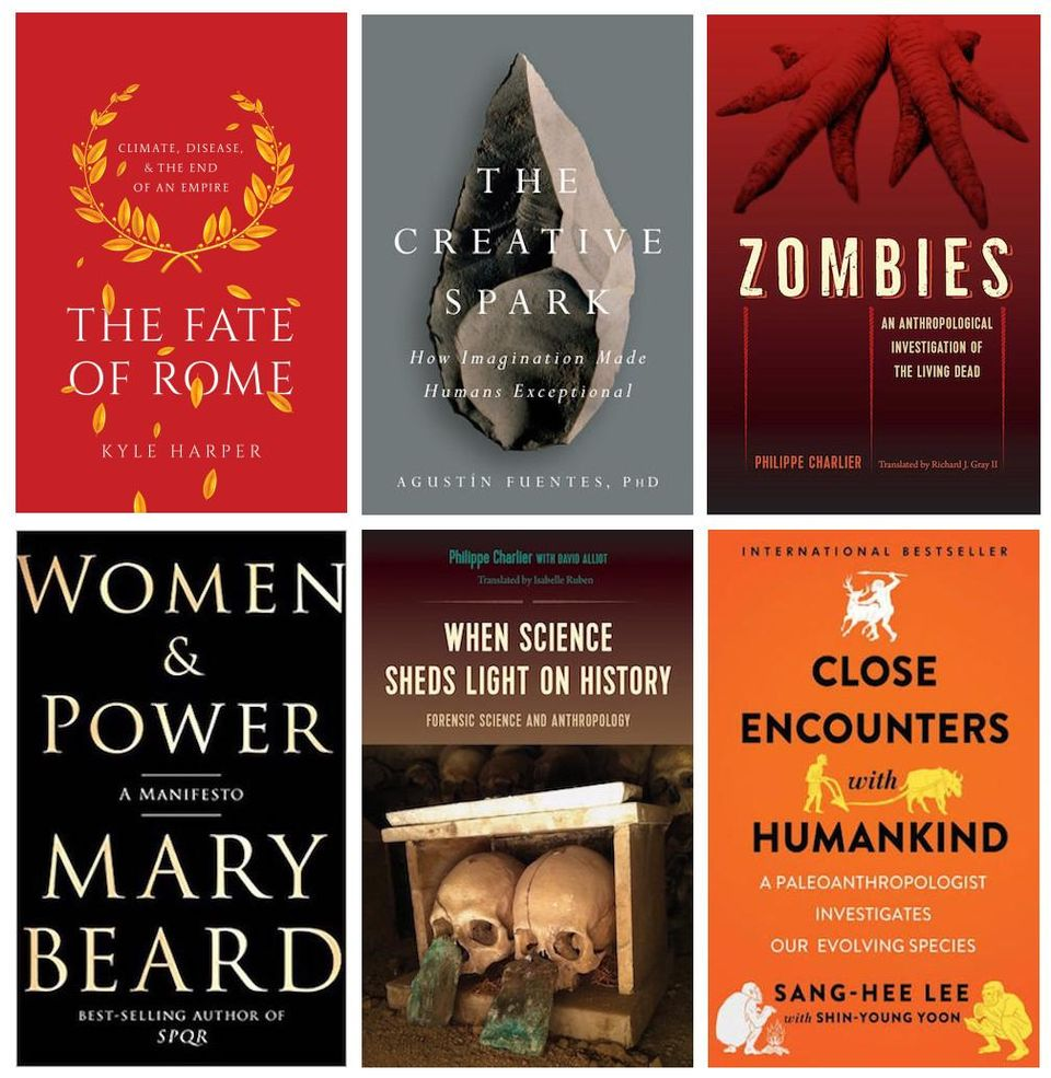 Great Anthropology And History Books Of 2017 Best History Books History Books Anthropology
