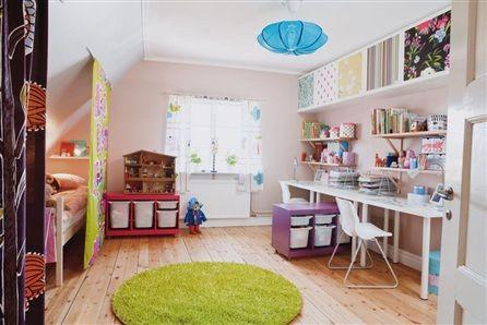 1000+ images about Barnrum on Pinterest | Rainbow crafts, Ikea ...