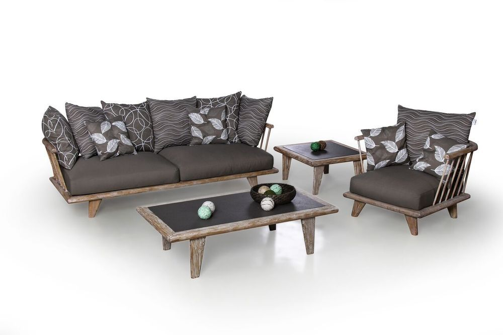 Details Zu Reclaimed Lounge Serie Hug-Me 3-Sitzer Sofa Lounge