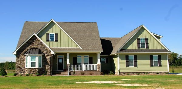 High Quality Gable Styles For Houses | New Home For Sale   403 Ashland Dr. Goldsboro NC    Main View