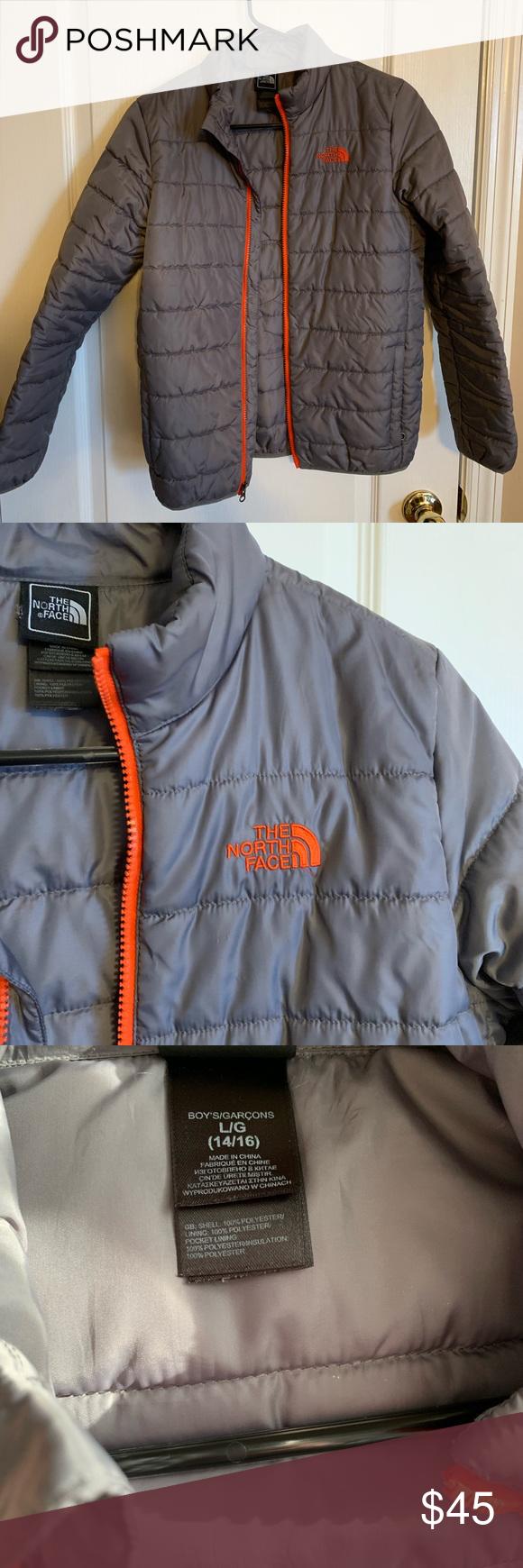The North Face Coat North Face Coat Grey Coat The North Face [ 1740 x 580 Pixel ]