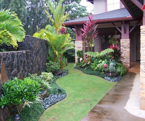 reliable landscaping and sprinklers hawaii - hawaii landscaping