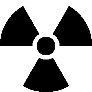 Radioactivity Sign Clip Art Vector Clip Art Online Royalty Free Public Domain Radioactive Symbol Stencils Symbols