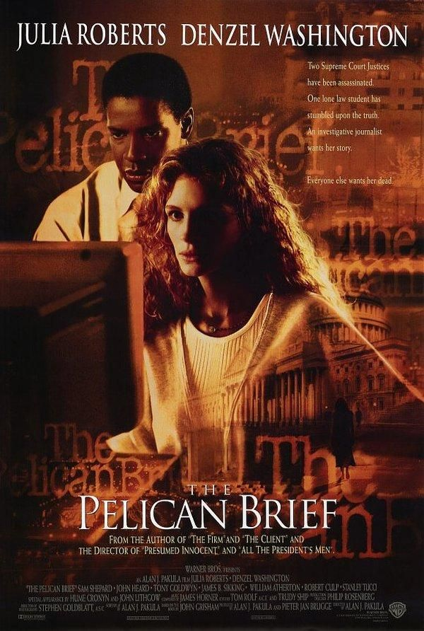 Presumed Innocent Trailer The Pelican Brief 1993  Drama Movies  Pinterest  Movie Movie .