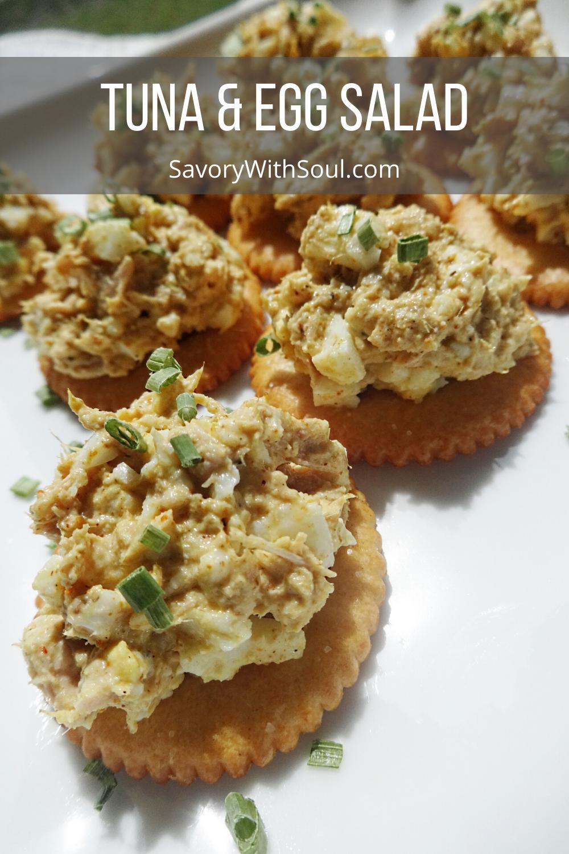 Curried Egg Salad Recipe With Tuna Recipe Recipes Egg Salad Recipe Curried Egg Salad Recipe