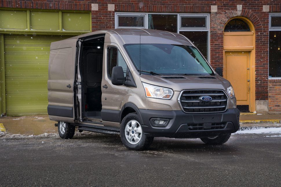 2020 Ford Transit Van Gets New Engines Awd And Even More Features