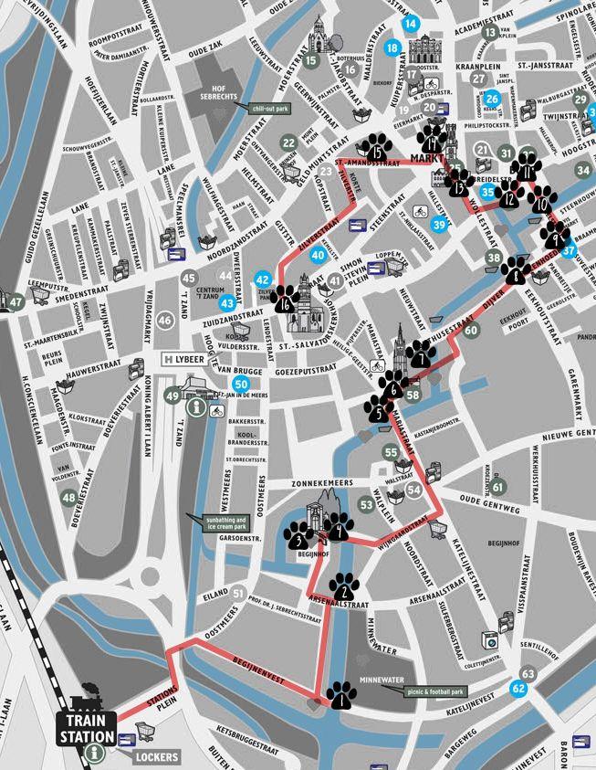 Ruta Brujas Bruselas Brujas Viaje A Brujas Brujas Ciudad