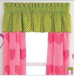 cortinas para bebes mujeres diseos muy delicados como ellas with cortinas diseos