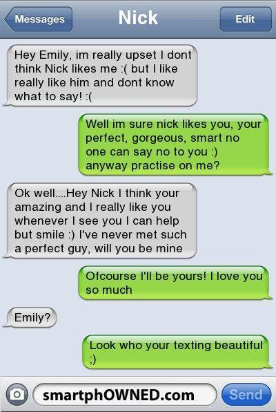 Super funny texts messages crush romantic 53 ideas
