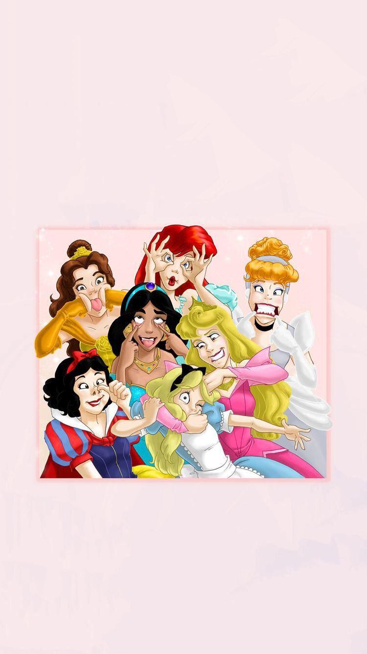 Mdr 😂😂 | Princesse drôle, Disney drôle, Fond d'écran iphone