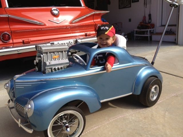 Start Them YoungMini Willys Willies Willys Pinterest - Cool young cars