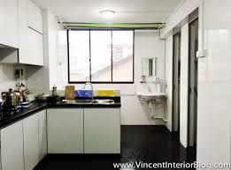 3 Room Flat Kitchen Design Singapore With Images Kitchen