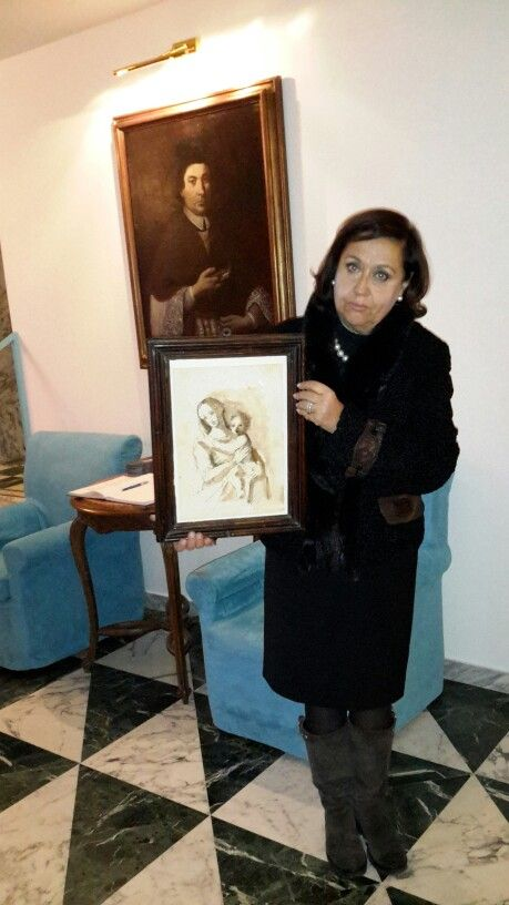 La Contessa Manuela Ciardi Nardini ospite all'HotelRaffaello!!!!