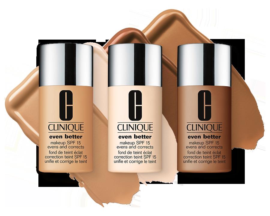 Shade Finder Clinique Even Better Makeup Broad Spectrum