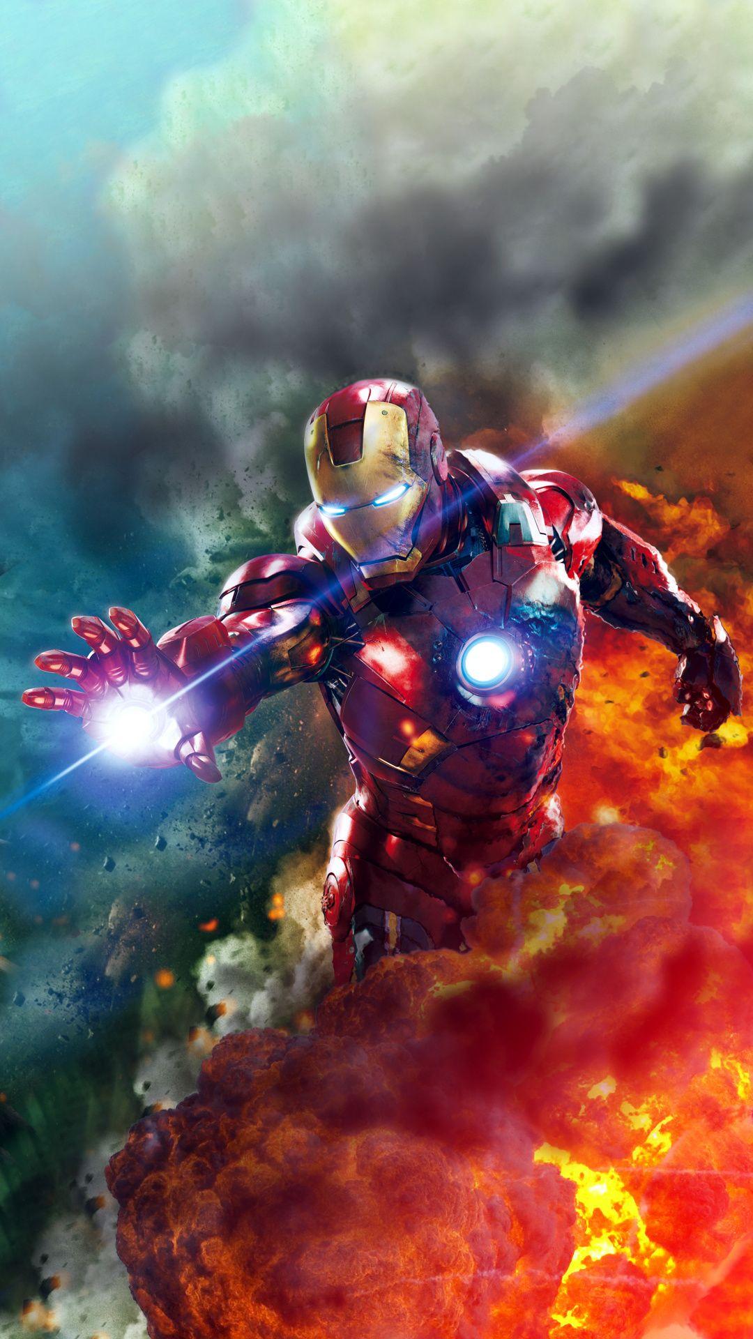 Iron Man Mobile Hd Wallpaper In 2020 Iron Man Wallpaper Iron Man Art Marvel