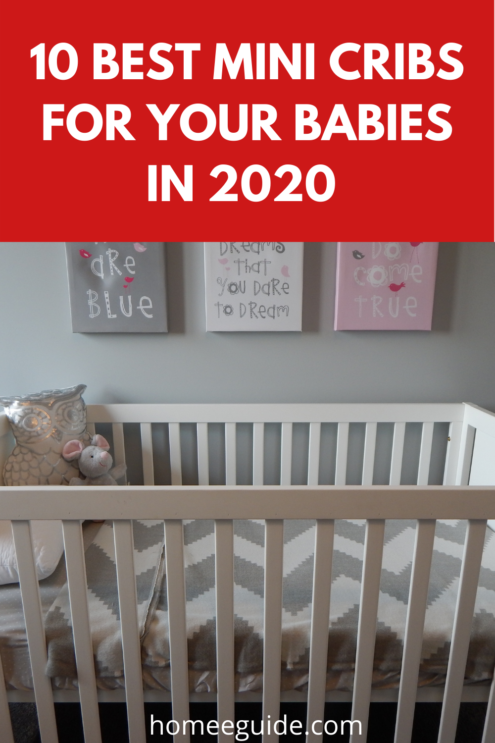 10 Best Mini Cribs For Your Babies In 2020 Cribs Mini Crib Baby Cribs