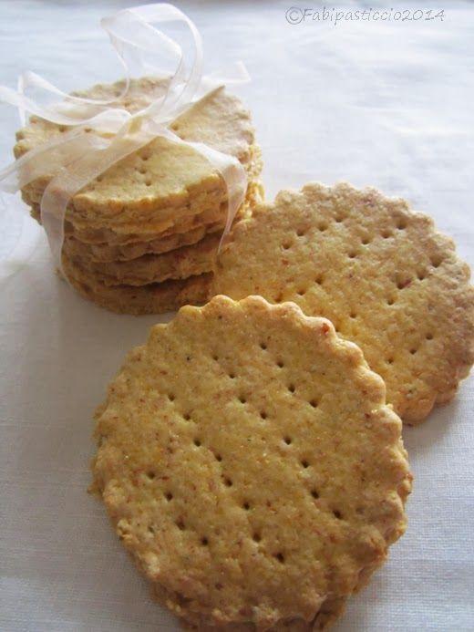 ITALIAN FOOD RECIPE Rustic Shortbread cookies gluten free dairy free cowmilk free ♥Fabipasticcio