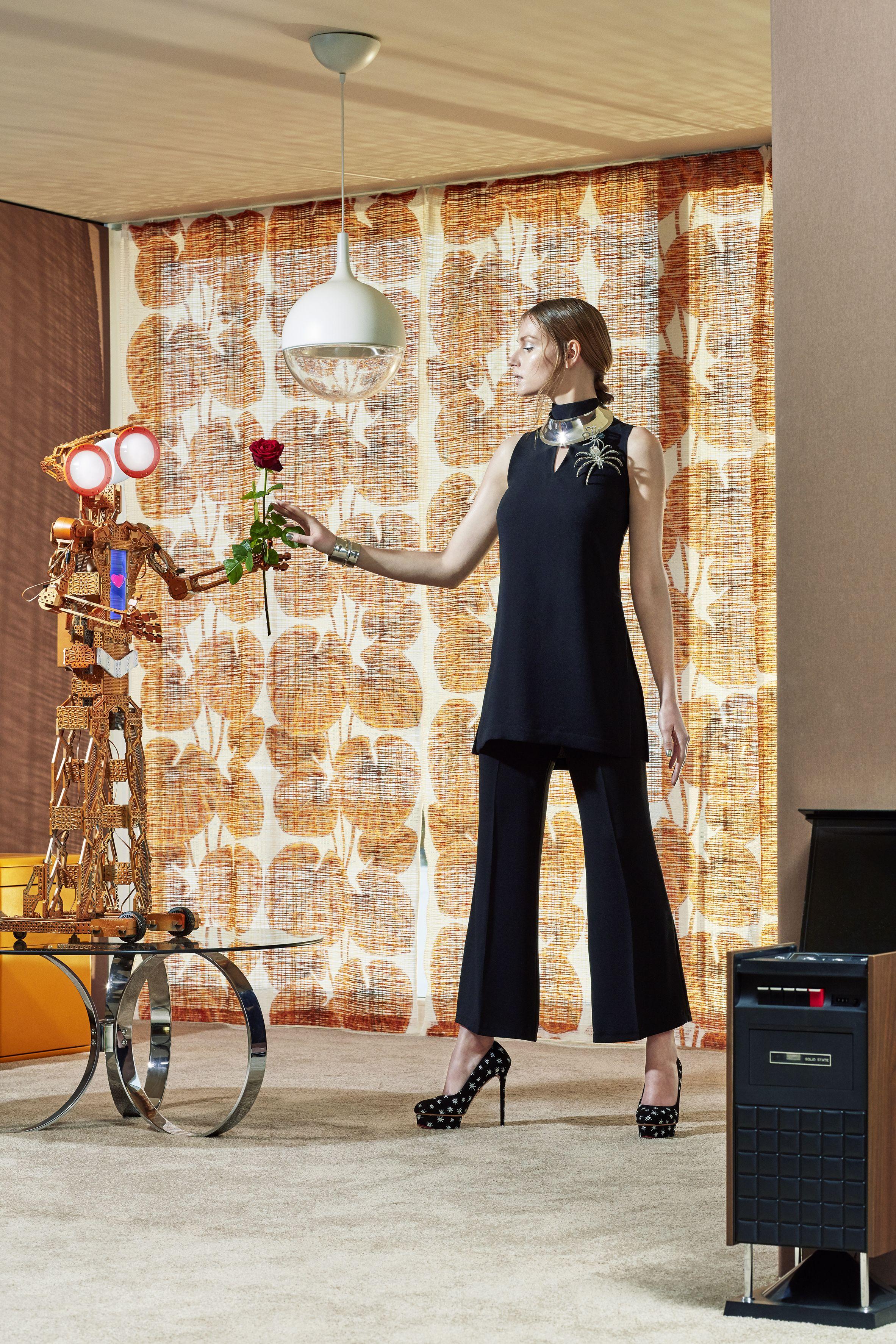 Ana Alcazar Campaign | Kleider online kaufen, Kleider ...