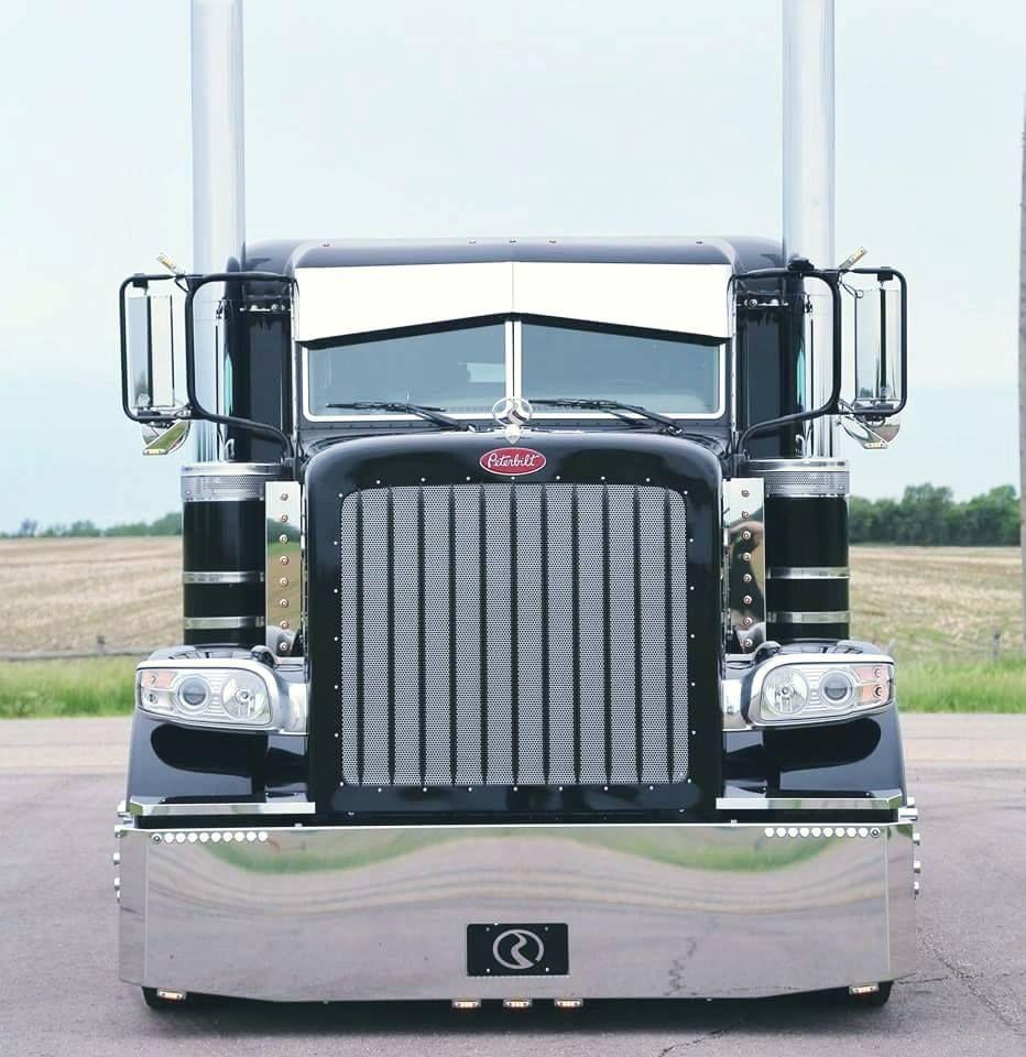 I Love My Trucks Trucks Peterbilt Big Rig Trucks
