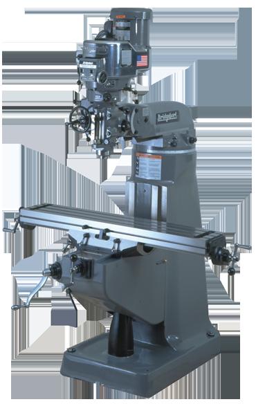 Bridgeport Vertical Mill - Bud's Machine Tools