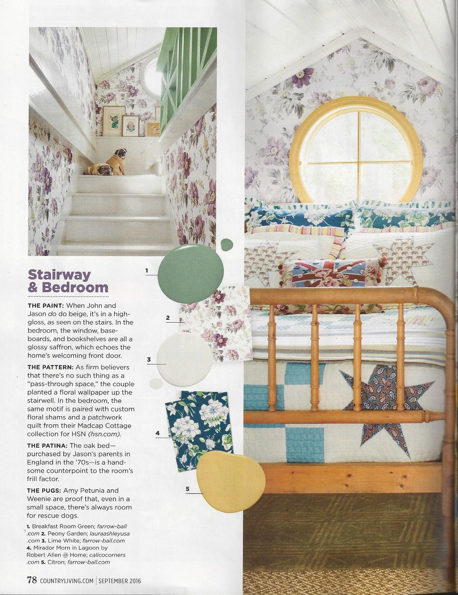 Laura Ashley, Madcap Cottage and Country Living Magazine | Laura ...