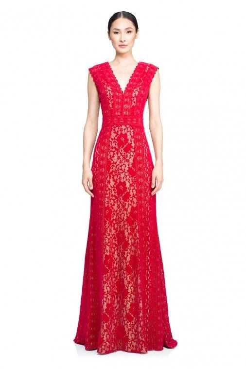 Tadashi Shoji Malene gown in petite   Fashion Inspiration ...