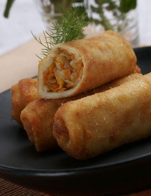 Resep Risoles Isi Sayuran Resep Resep Masakan Asia Makanan Pendamping