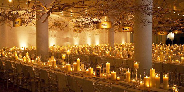 Weddings By Candle Light