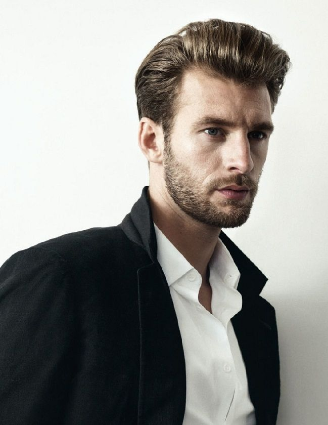 Fabulous 1000 Images About Homme On Pinterest Men Long Hair Beards And Short Hairstyles Gunalazisus