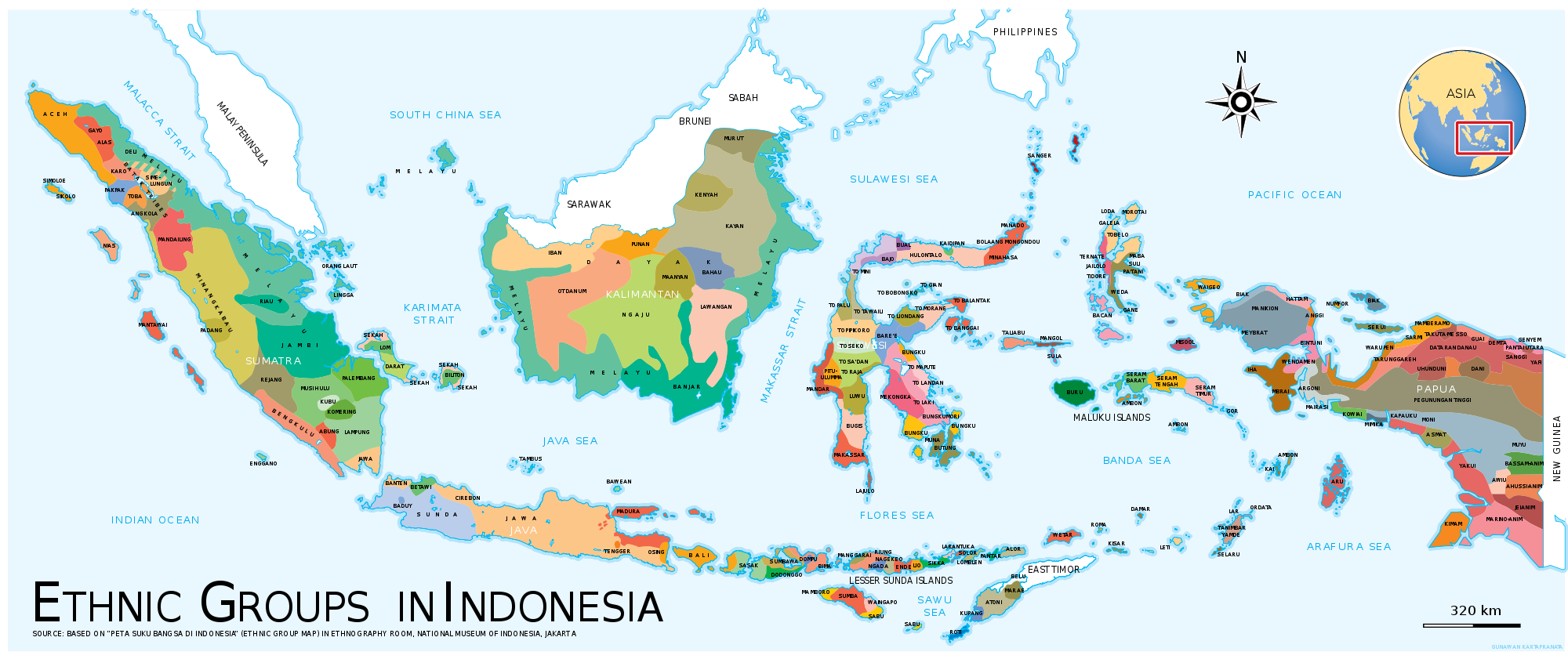 Ethnic groups in indonesia maps pinterest indonesia indonesia nvjuhfo Choice Image