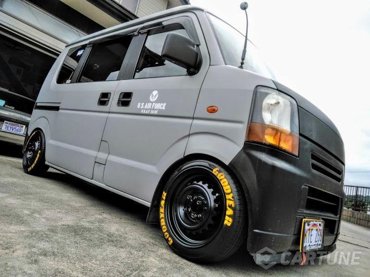 タイヤ サイズ ワゴン エブリィ