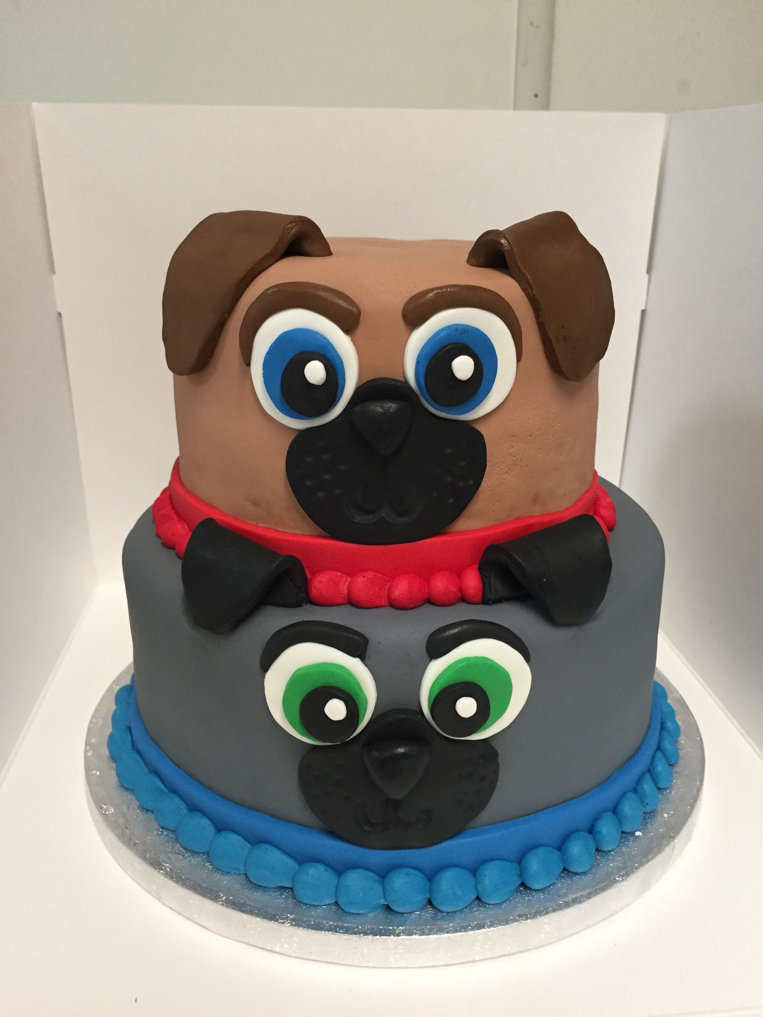 Strange Puppy Dog Pals Cake With Images Puppy Birthday Cakes Birthday Funny Birthday Cards Online Elaedamsfinfo