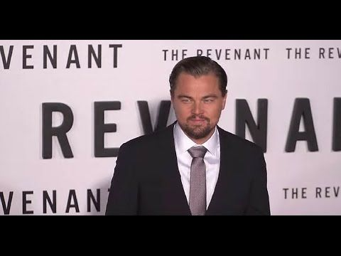 The Revenant Premiere with Leonardo DiCaprio at TCL Chinese Theatre