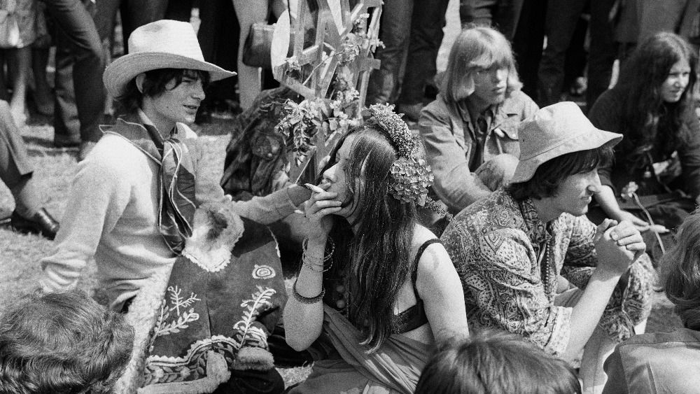 Flower children london 1967 with images martin