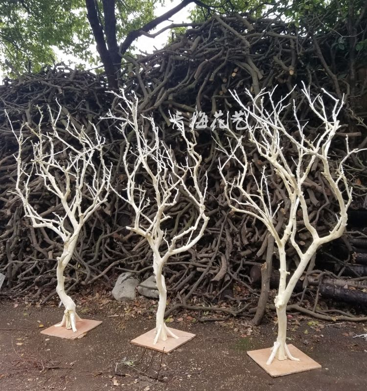 Dry Branches Dry Branches Tree Dead Trees Decorate White Tree Pendant Tree Pole Simulation Branch Fake Bran Tree Branch Centerpieces Tree Branch Decor Dry Tree