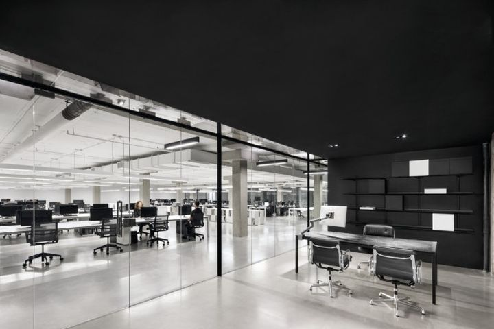 SSENSE Offices By Hum Design Montreal Canada Retail Blog