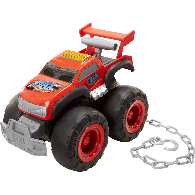 Max Tow Truck Turbo Speed, Red Tow truck, Trucks, Toy trucks