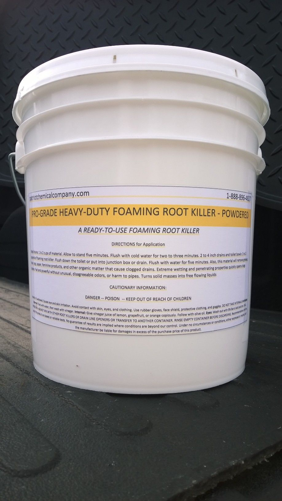 Available In 50, 25, & 10 Lbs ~Perfect For Clearing Sewer Lines
