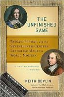 'The Unfinished Game'   Keith Devlin
