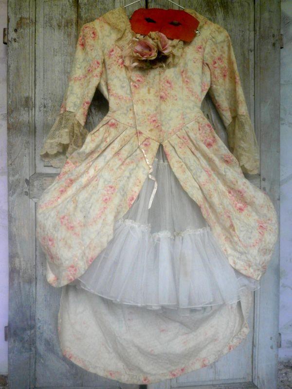 vintage theatre costume