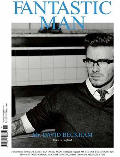 David Beckham meets James Dean...yesss