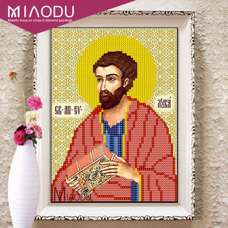5D HomeDiamond Embroidery Mosaic Religious For Diamond Painting DIY
