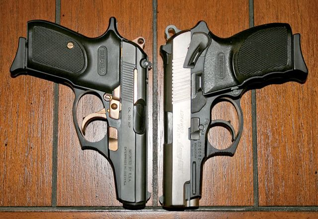 Bersa Thunder  380 and 9 Ultra Compact  I hope to have these