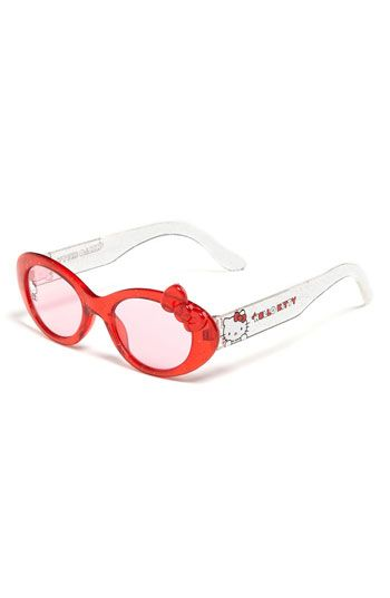 7992c239f Pan Oceanic Eyewear 'Hello Kitty®' Sunglasses (Toddler) available at  Nordstrom