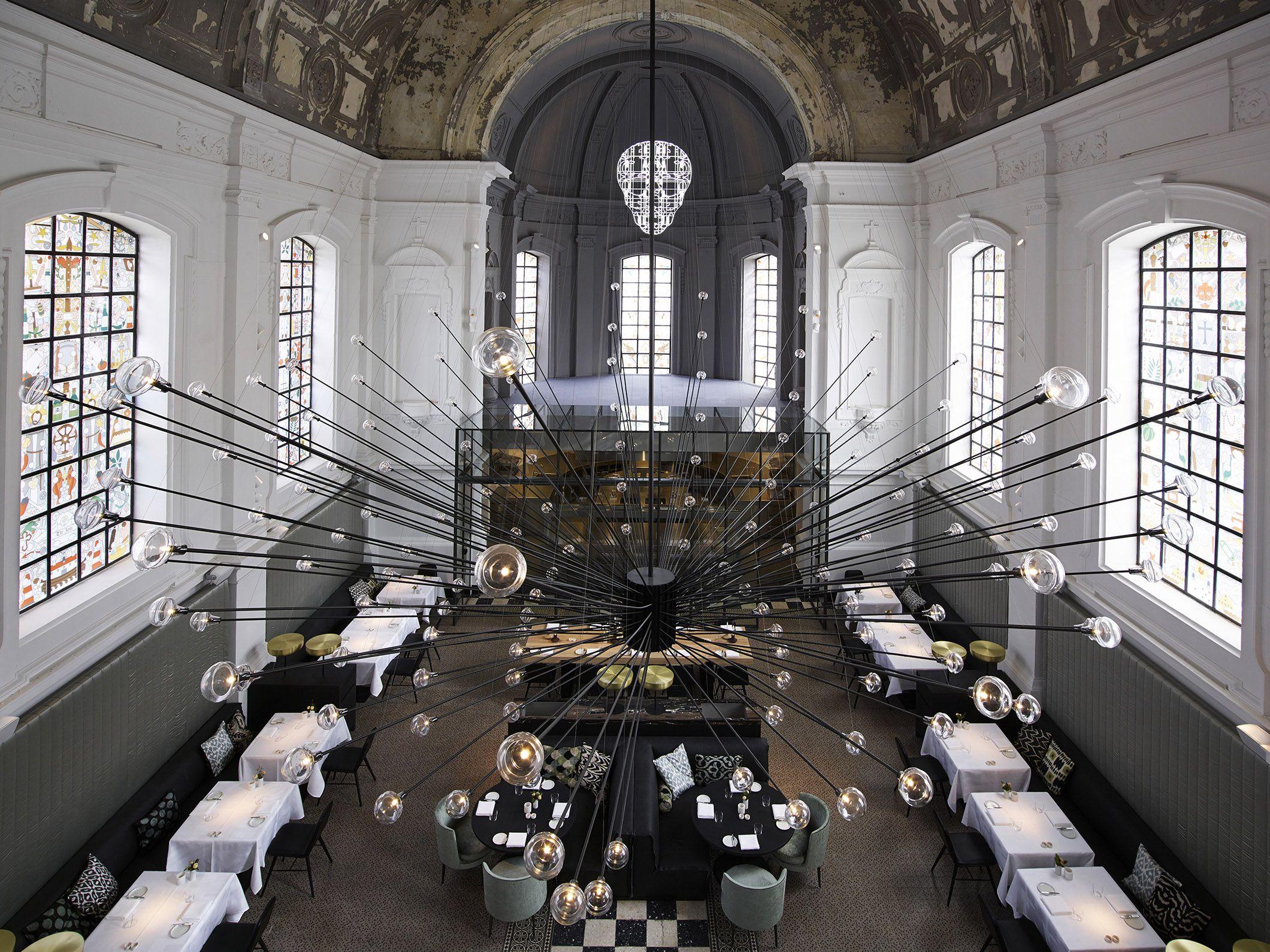 The Jane Antwerpen : Restaurant the jane antwerp gastronomie eclectic restaurant