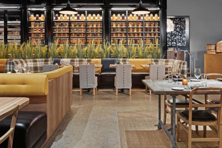 Urban Farmer Cleveland Restaurant By Dash Design, Cleveland U2013 Ohio » Retail  Design Blog