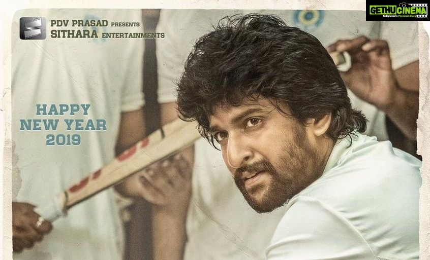 Jersey Tamil Movie First Look Poster Natural Nani It Movie Cast